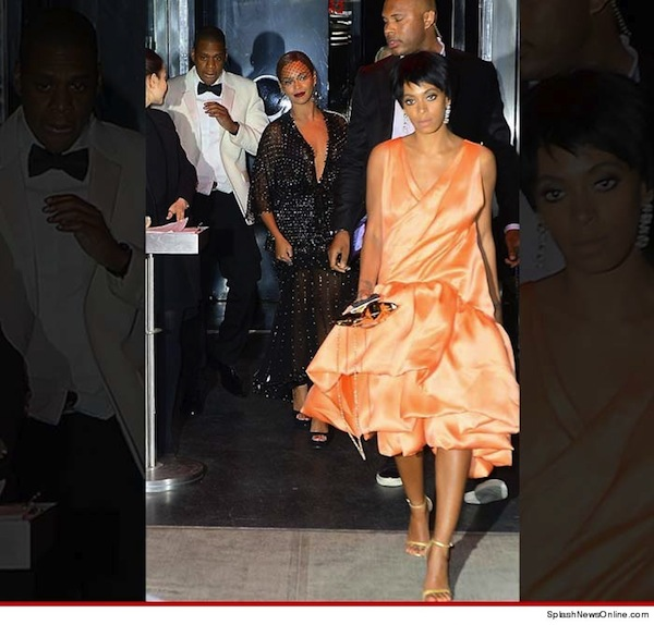 beyonce solange jayz Beyonces Team Release Official Statement On Jay Z / Solange Brawl