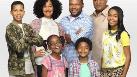 TV Trailer: 'Black-ish' (Starring Tracee Ellis Ross & Anthony Anderson)