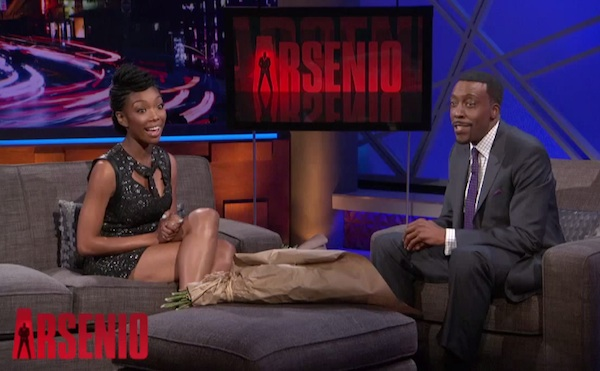 brandy album new Brandy Reveals New Album Plans On Arsenio