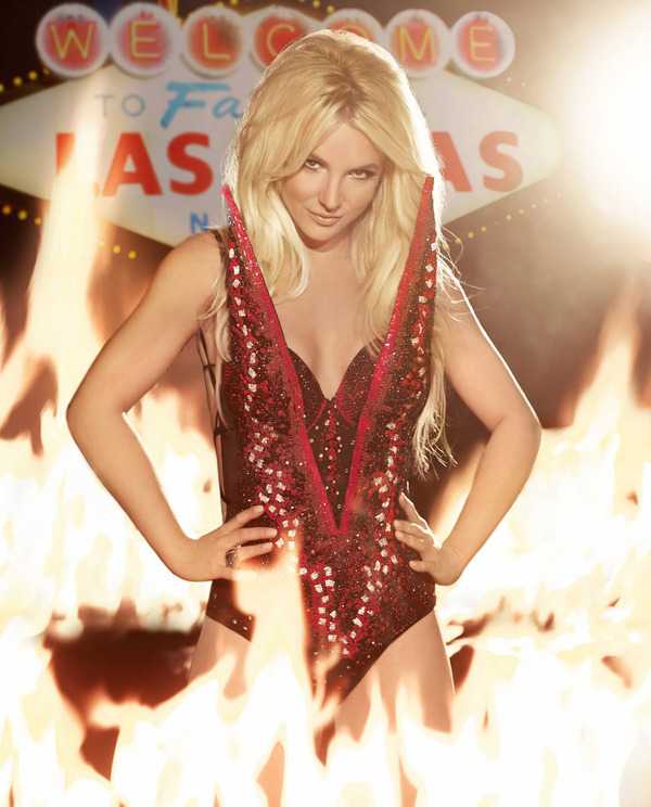 britney spears vegas extend Britney Spears Close To Extending Vegas Run