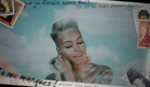 chrisette michele love in the afternoon 500x290 New Video:  Chrisette Michele   Love In The Afternoon