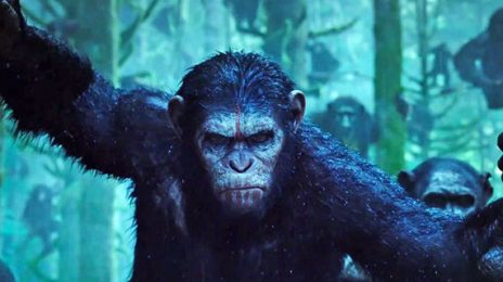 Extended Movie Trailer: 'Dawn Of The Planet Of The Apes'