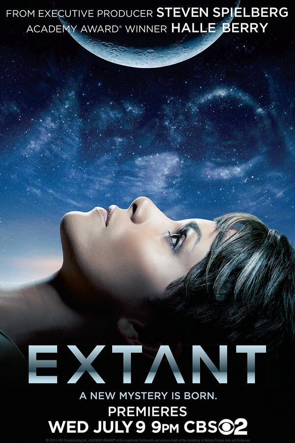 extant halle berry cbs thatgrapejuice Watch: Halle Berrys Extant TV Show Releases Fresh Teaser