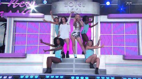 Watch: Iggy Azalea Performs 'Fancy' On 'Jimmy Kimmel Live!'