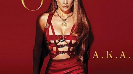 Jennifer Lopez Announces Album Title / Reveals Stunning Cover