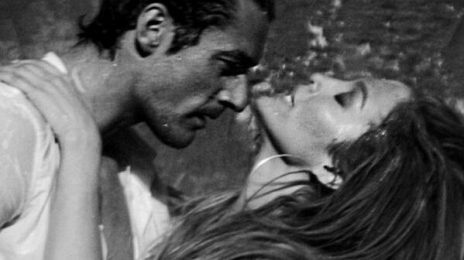 Hot Shot: Jennifer Lopez Gets Close With David Gandy In 'First Love' Video