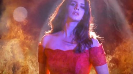 New Video: Lana Del Rey - 'West Coast'