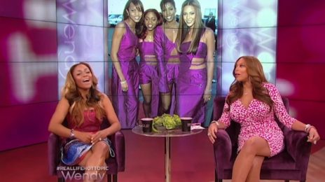 Watch: LaTavia Roberson Visits 'Wendy' / Talks Destiny's Child, Mathew Knowles, & More