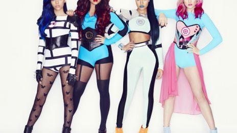 New Video: Little Mix - 'Salute'