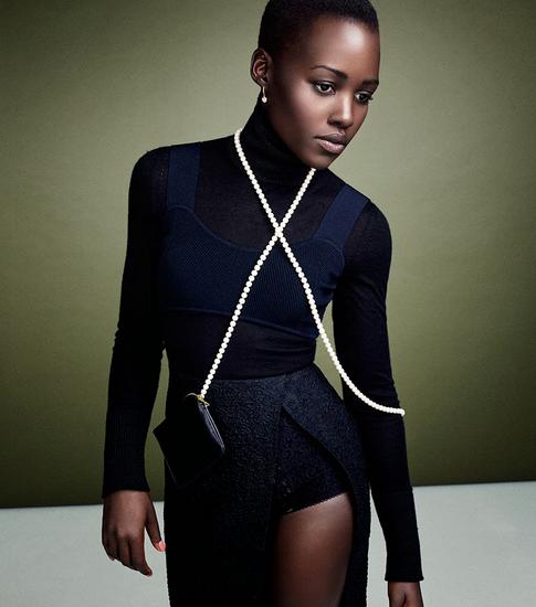 lupita nyongo that grape juice 2014 9 X Men Apocalypse: Lupita Nyongo To Play Storm?
