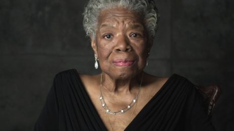Breaking News: Maya Angelou Dies Aged 86