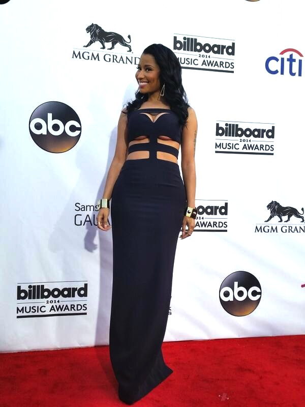 nicki minaj 3 Billboard Music Awards 2014: Red Carpet Arrivals
