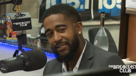 Omarion Visits 'The Breakfast Club' / Talks Gay Rumors, Joining 'Love & Hip-Hop' & Process Of Getting Girlfriend Pregnant