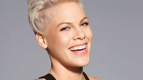 Did You Miss It?:  P!nk Reignites Pregnancy Rumors With Cryptic Tweet