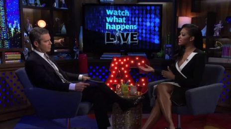 Watch: Porsha Williams Sits Down With Andy Cohen / Claps Back At Kenya Moore
