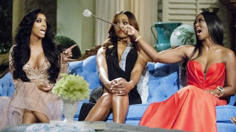 Porsha Williams & NeNe Leakes Hit 'The View' / Kenya Moore Claps Back At Bullying Claims