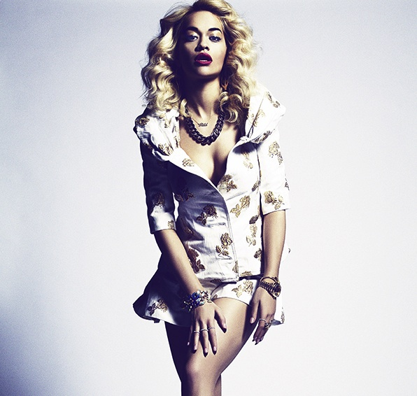 rita ora o 2014 Watch: Rita Ora Previews Songs From New Album In NYC