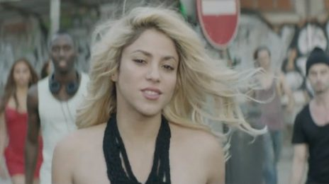 New Video: Shakira - 'Dare (La La La)'