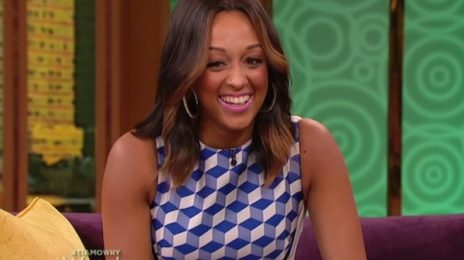 Tia Mowry Talks 'Instant Mom', Life After 'The Game', & Loving Beyonce On 'Wendy'
