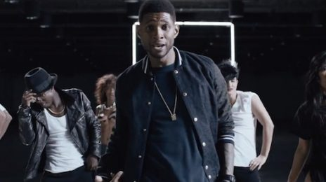 Teaser #2: Usher - 'Good Kisser'