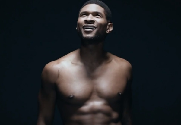 usher good kisser vid New Video: Usher   Good Kisser