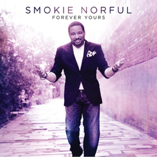 smokie norful-thatgrapejuice-album cover-forever yours