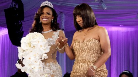 Kandi Burruss Nabs Ratings Hit With Wedding Spin-Off