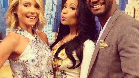 Watch: Nicki Minaj Pops 'Pills N Potions' With 'Kelly & Michael'