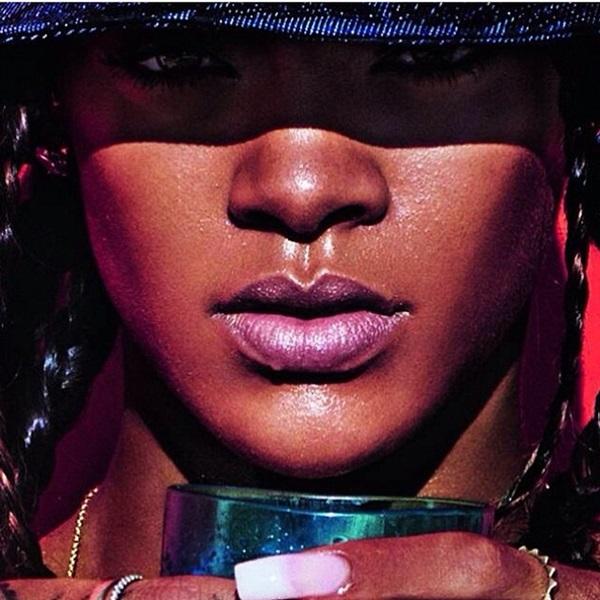 Rihanna Lui Magazine that grape juicejpg Calvin Harris Praises Life Changing Rihanna Following Rita Ora Split