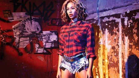 Major: Beyonce & Topshop Team For New Range