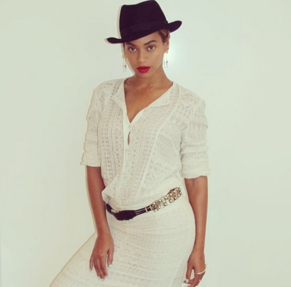 beyonce insta 123 Beyonce Stuns On Instagram Ahead Of New Tour