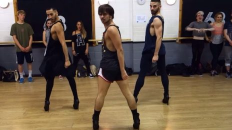 Male Trio's High-Heels Tribute To Beyonce Goes Viral