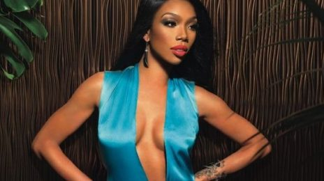 Must See: Brandy Performs Live At 'The African-American Music Festival'