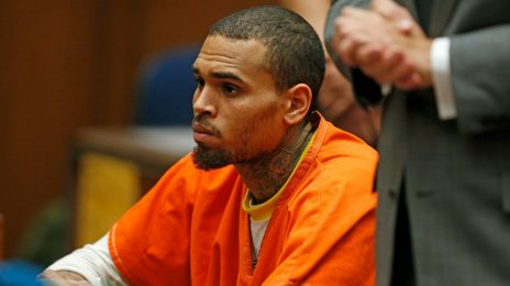 Chris Brown Freed From Prison