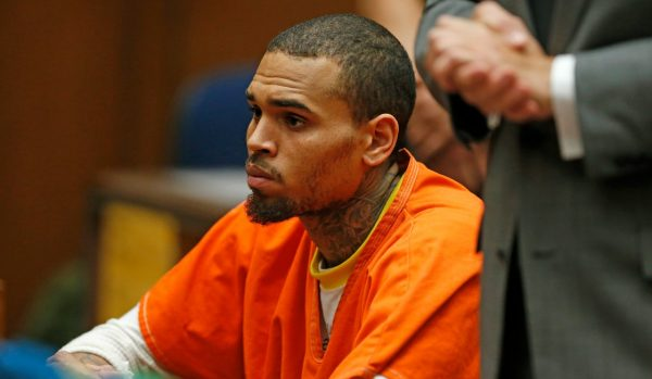 chris brown free prison 600x349 Chris Brown Freed From Prison