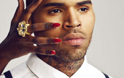 New Song: Chris Brown - 'New Flame (Ft Usher & Rick Ross)'