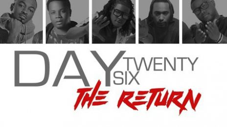 New Music: Day 26 - 'The Return (EP)'