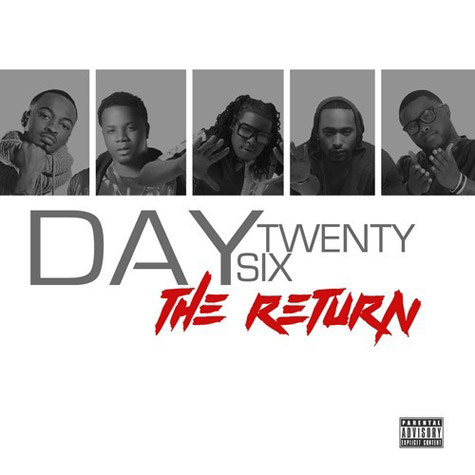 day26 the return that grape juice 9 New Music: Day 26   The Return (EP)