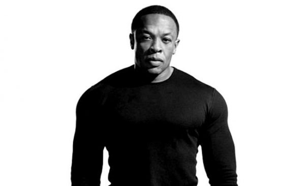 dr dre nwa 600x366 Hot Shot: Dr Dre & Ice Cube Reveal Cast Of N.W.A Biopic