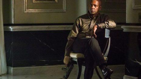 Extended Movie Trailer: 'Equalizer' (Starring Denzel Washington)