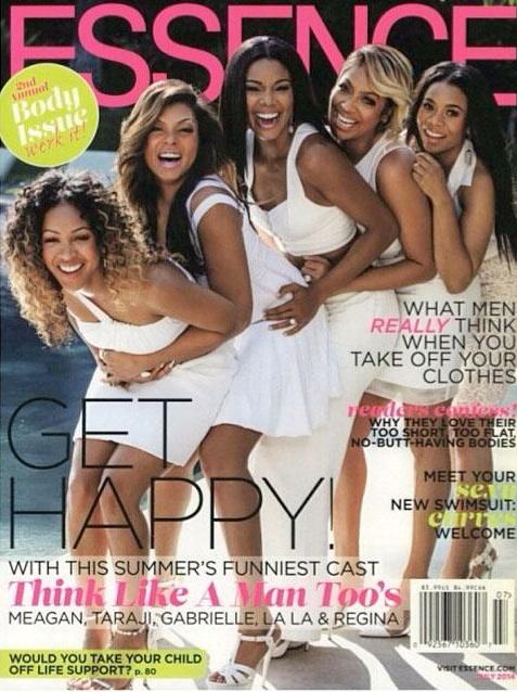 essence magazine think like a man too Think Like A Man Too Ladies Cover ESSENCE Magazine