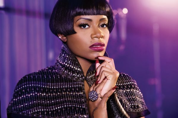 fantasia 201 600x399 Fantasia Spills New Details On New Album / Teases Rock Inspired Sound