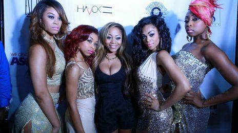Hot Shot: Destiny's Child's LaTavia Roberson Endorses Havok Jones
