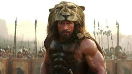 Extended Movie Trailer: 'Hercules' (Starring Dwayne 'The Rock' Johnson)
