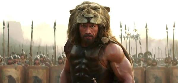 hercules the rock dwayne johnson Extended Movie Trailer: Hercules (Starring Dwayne The Rock Johnson)
