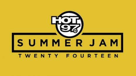 Stream: Hot 97 Summer Jam 2014 (Starring Nicki Minaj, Trey Songz & More)