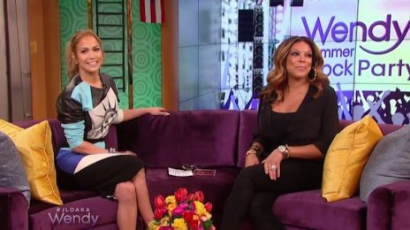 Watch: Jennifer Lopez Visits 'Wendy Williams' / Confirms Casper Smart Split