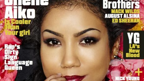 Jhene Aiko Covers VIBE; Jabs Acts Who Rush Out Albums