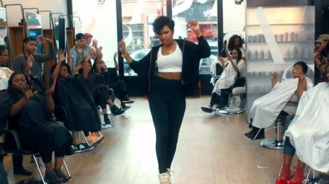 New Video: Jennifer Hudson - 'Walk It Out'