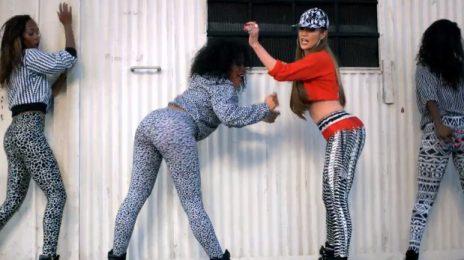 Watch: Jennifer Lopez Releases 'Booty' Viral Video